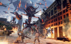 『EARTH DEFENSE FORCE: IRON RAIN』の情報まとめ【PS4】